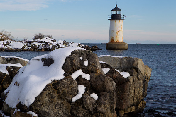 Fort Pickering Lighthouse, Salem, MA