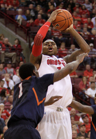 Ohio State vs. Illinois basketball