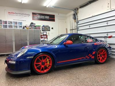 2010 Porsche GT3RS Twins!