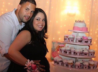 Belinda's Baby Shower for Twin Girls