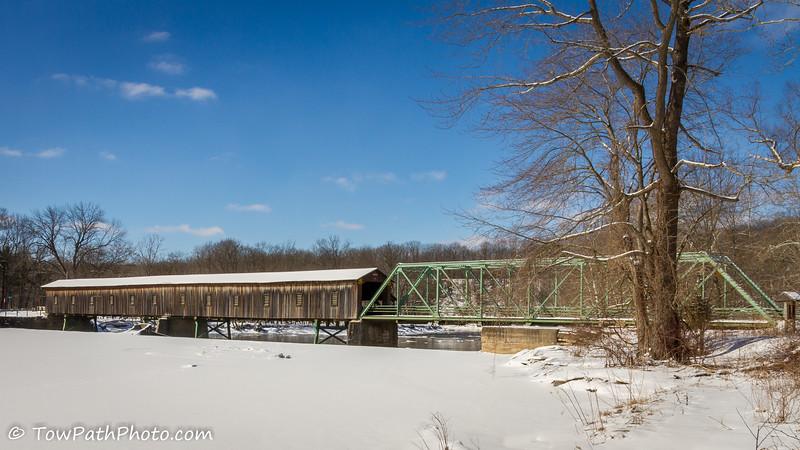 Harpersfield Bridge