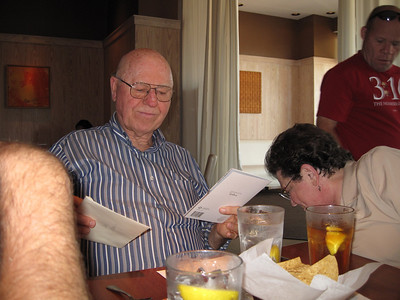 Dad's 78th Birthday & Father's Day