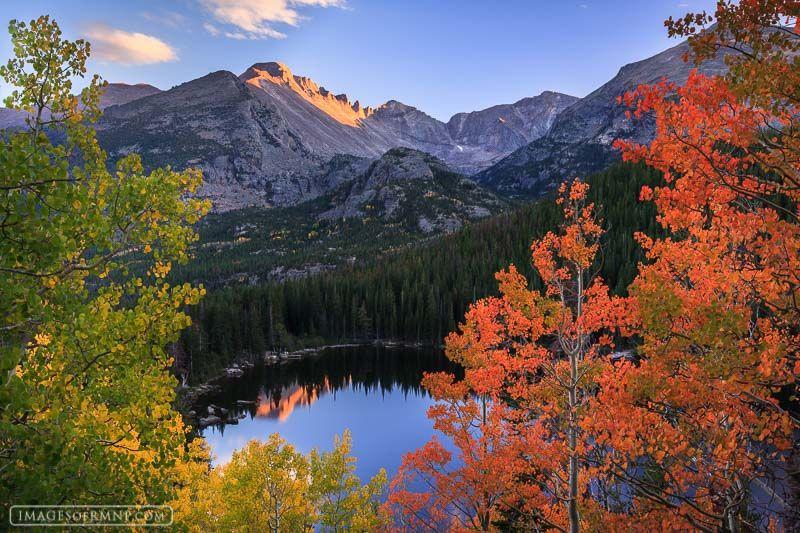 RMNP - Bear Lake - Longs Peak