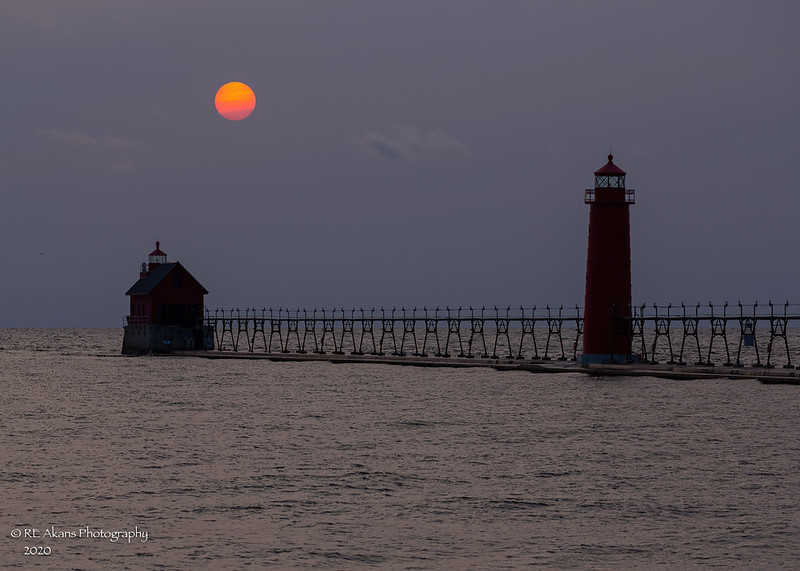 Late Afternoon Grand Haven Light 4403 HDR.jpg