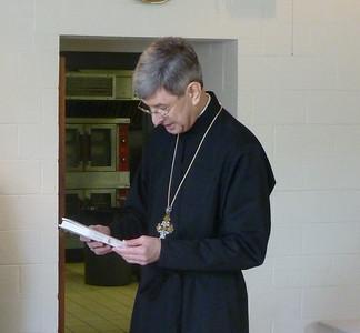 Father John Basarab - 60th Birthday