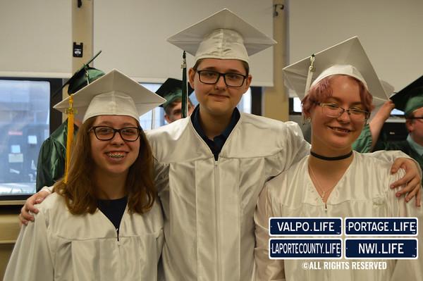 LaCrosse High School Graduation 2018