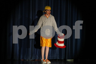 Seussical Jr Tech Thursday