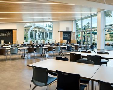 Menlo School Cafeteria and Tech Center