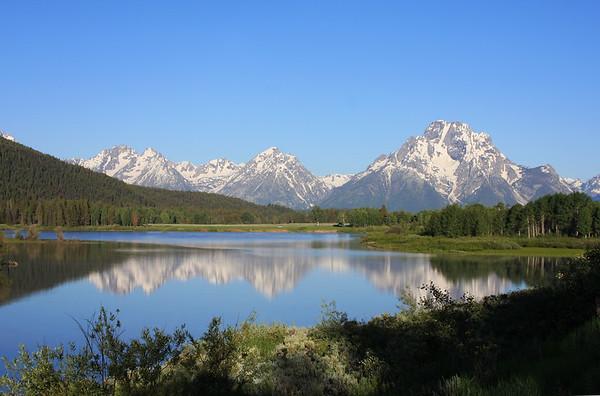 Grand Tetons National Park - Wyoming