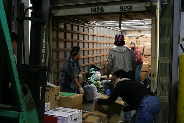2012 Sandy relief efforts Dominican College responds