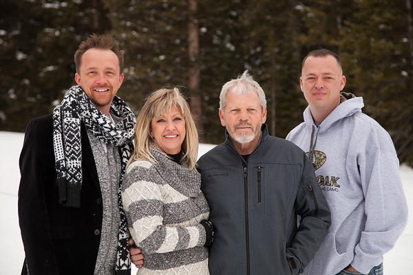 Grand Mesa Family Photos