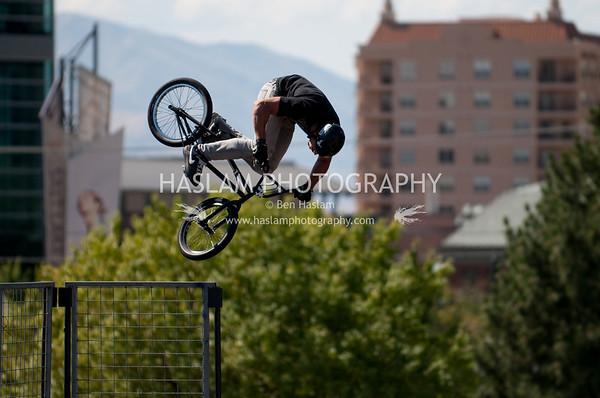 2009 Dew Tour - BMX Park