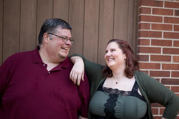 Engagement Session // Katie & Phil