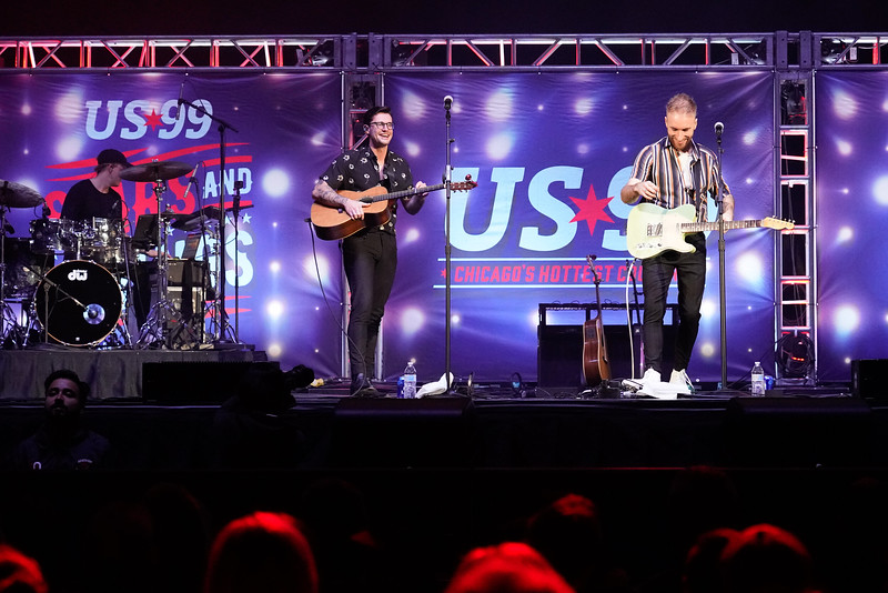 US99 Stars and Strings show on Sunday, December 8