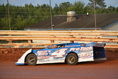 Clarys Speedway/Monk Clary Memorial 7/5/13