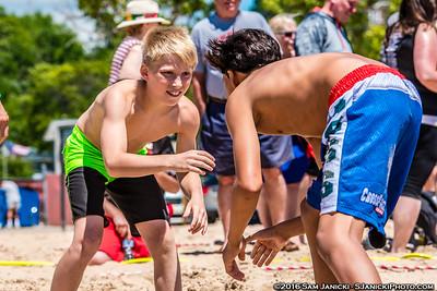 Consolation Bracket Finals - 2016 Beast of the Beach