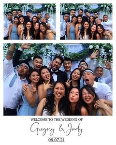 Greg & Judy's Wedding