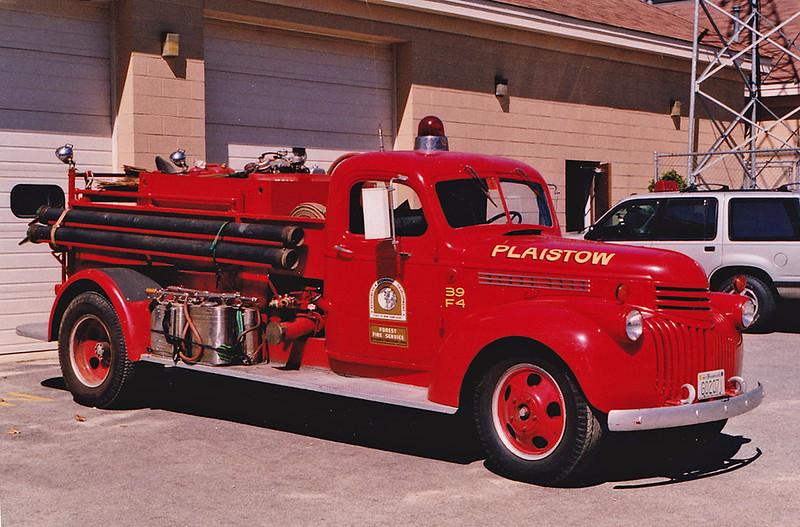 Retired   Forestry 4.  1934 Chevrolet