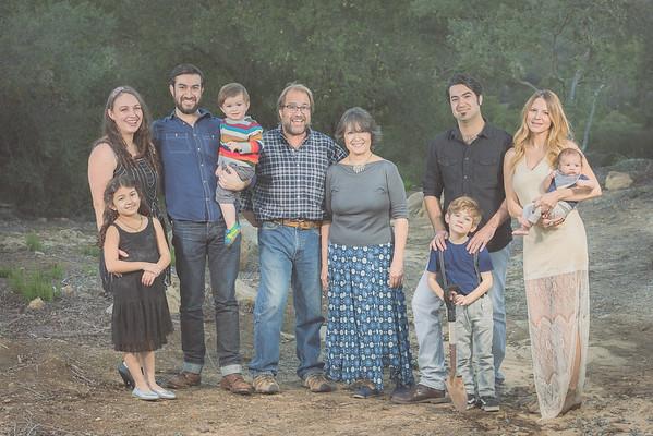 Sterrett Family 2014