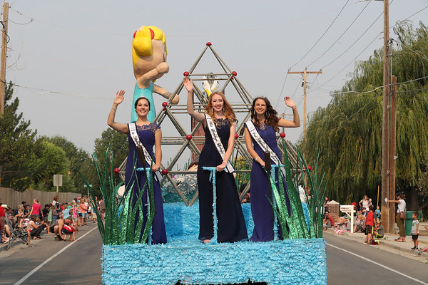 2018 08 11 BLUFFDALE CITY PARADE