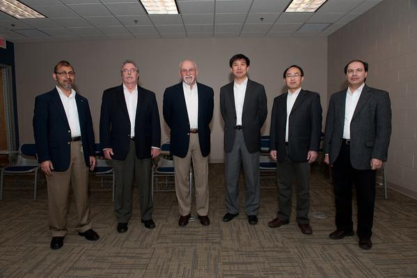 NSF Investigators 2013