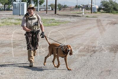 AZ. Dept. of Corrections Hound Camp 2014