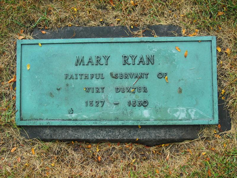 Mary Ryan (1827-1880)