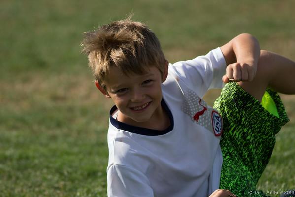 Soccer August 9 2014 Tournament