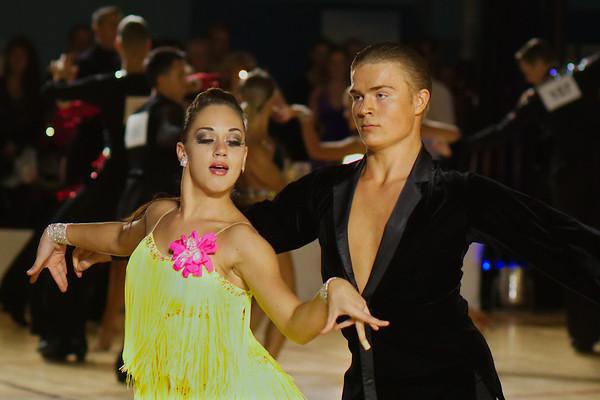 Swedish Championships Standard/Latin 2013