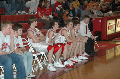 Boys JV Basketball - 2/17/2006 Ludington JG