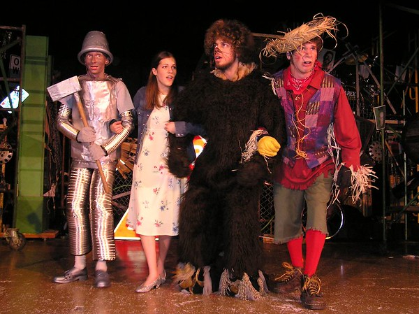 The Wiz (2004 Spring Musical)