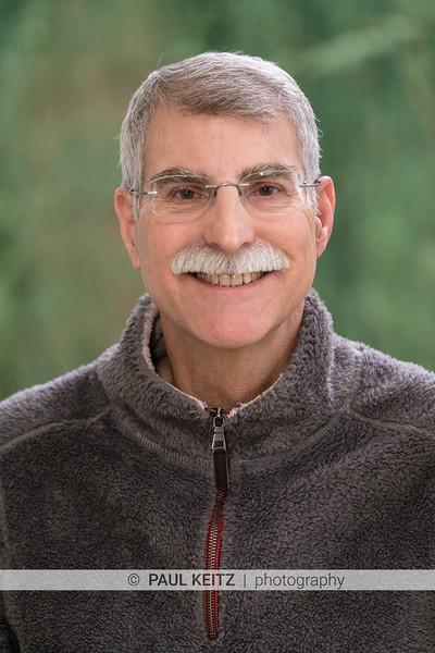 Mike's Portrait