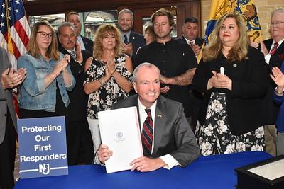 Thomas P Canzanella bill signing