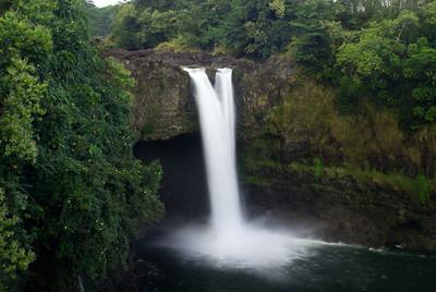 Hawaii & Alaska Waterfalls