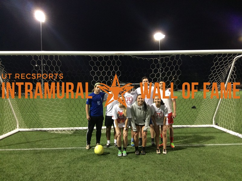 7v7 Spring 2018 SoccerCoed A Champion Goals Gone Wild