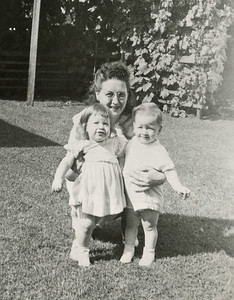 Fred Murray & Margaret (Peggy) Childhood