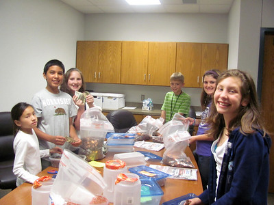 Asa Low Collects Pennies for Patients