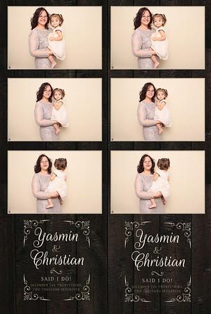 Yasmin & Christian