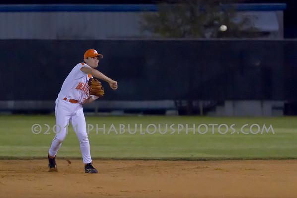 Varsity Baseball #3 - 2011