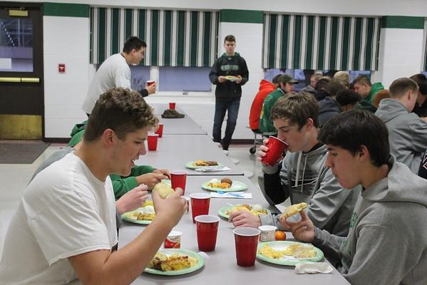 Playoff breakfast 10-31-15