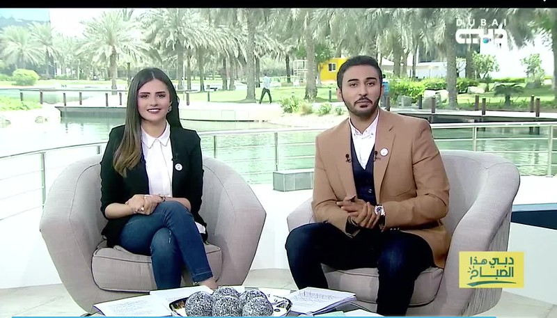 Ramadan 2018 on dubai this morning TV show