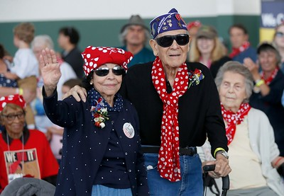 Rosie the Riveter celebrated at Richmond festival