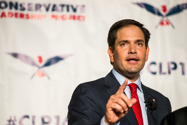 Marco Rubio Conservative Leadership Project