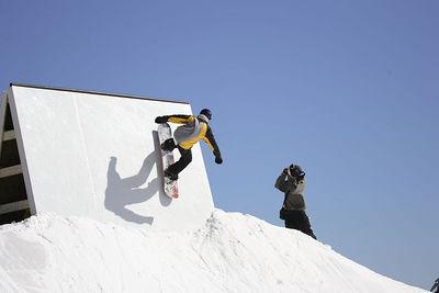 Mt Snow Wall Jibs
