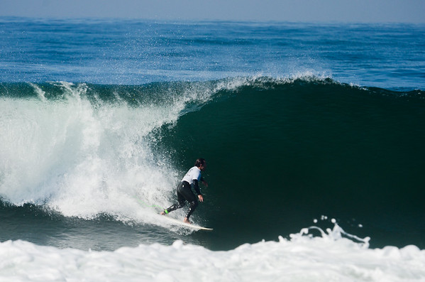 2-21-16 Mira Costa vs Redondo Union ALUMNI Surf