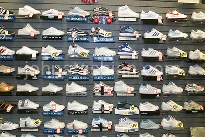 Eblens - Merchandise Wall Displays - May 5, 2003