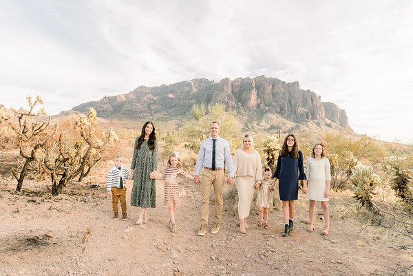 Leavitt Family