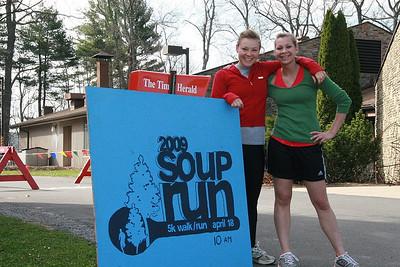 Houghton College 2009 Soup Run
