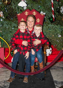 Goudriaans and Piersons Christmas Photos December 21 2019