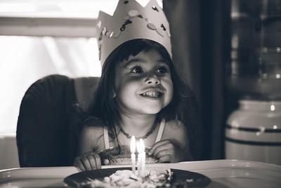 Ashlin 3rd Birthday